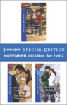 Harlequin Special Edition November 2015 - Box Set 2 Of 2