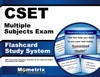 CSET Multiple Subjects Exam Flashcard Study System