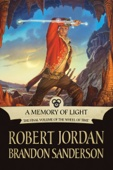 A Memory of Light - Robert Jordan & Brandon Sanderson Cover Art