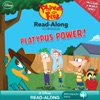 Phineas And Ferb Read-Along Storybook  Platypus Power