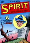 The Spirit Number 2 Crime Doesnt Pay
