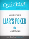 Quicklet On Liars Poker By Michael Lewis