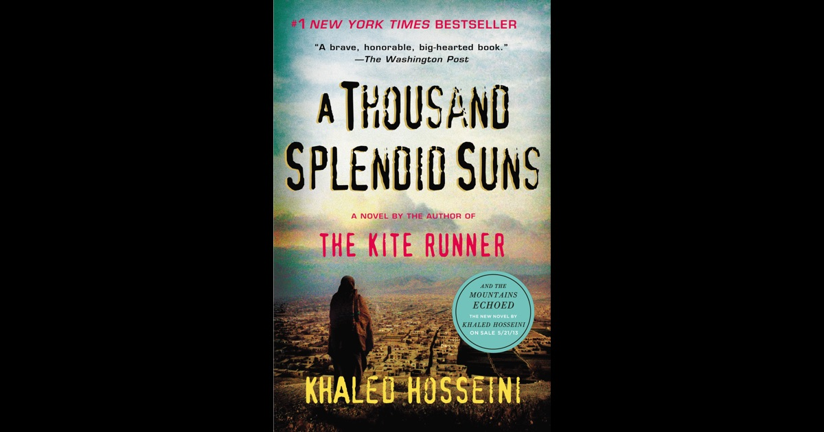 the desperate times in khaled hosseinis a thousand splendid suns