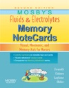 Mosbys Fluids  Electrolytes Memory NoteCards