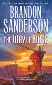 The Way of Kings - Brandon Sanderson Cover Art