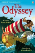 Louie Stowell - The Odyssey artwork