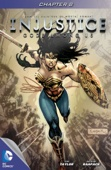 Injustice: Gods Among Us #8 - Tom Taylor & Jheremy Raapack Cover Art