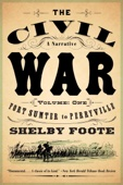 The Civil War: A Narrative - Shelby Foote Cover Art