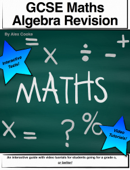 GCSE Maths Algebra Revision