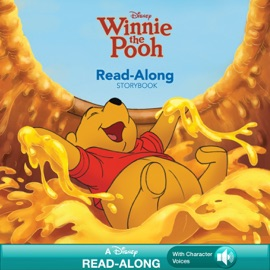 WINNIE THE POOH: A DAY OF SWEET SURPRISES READ-ALONG STORYBOOK
