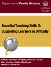 Essential Teaching Skills 2 Supporting Learners In Difficulty