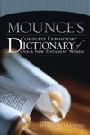 Mounces Complete Expository Dictionary Of Old And New Testament Words