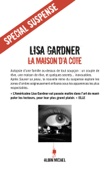 Lisa Gardner & Cécile Deniard - La Maison d'à côté illustration