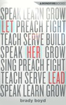 Let Her Lead Creating A Better Future For Women In The Church