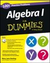 Algebra I 1001 Practice Problems For Dummies  Free Online Practice