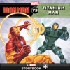 Iron Man Vs Titanium Man