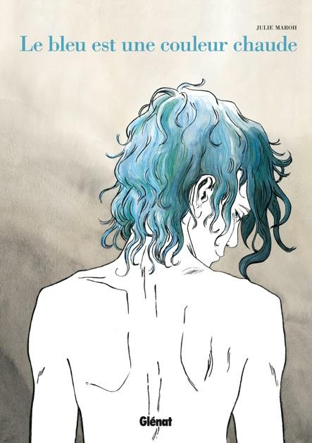 """Le bleu est une couleur chaude"""" von Julie Maroh in iBooks"""
