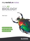 My Revision Notes AQA A2 Biology EBook EPub