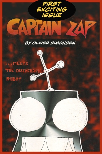 Captain Zap meets the disenchanted robot
