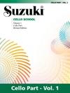 Suzuki Cello School - Volume 1 Revised