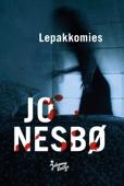Jo Nesbø - Lepakkomies artwork