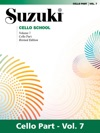 Suzuki Cello School - Volume 7 Revised