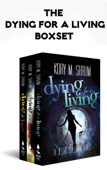 Kory M. Shrum - Dying for a Living Boxset  artwork