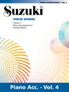 Suzuki Violin School - Volume 4 Revised