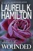 Laurell K. Hamilton - Wounded  artwork