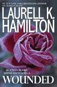 Wounded - Laurell K. Hamilton Cover Art
