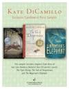 Kate DiCamillo Exclusive Candlewick Press Sampler
