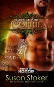 Susan Stoker - Justice for Corrie  artwork