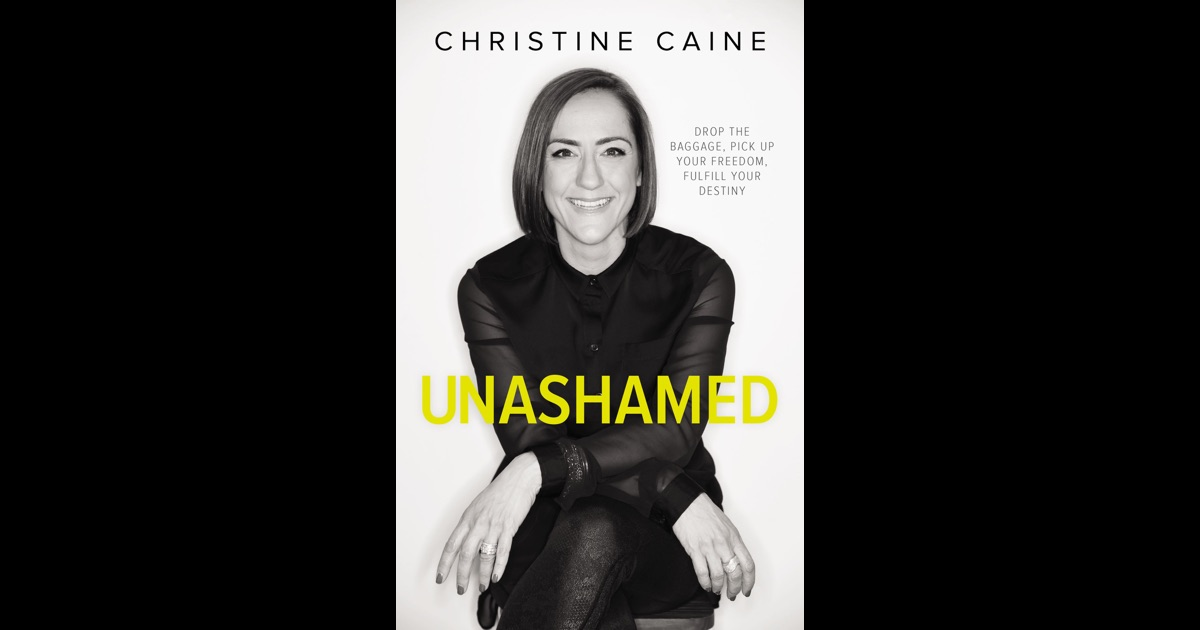 Unashamed: Christine Caine (DVD) Five Sessions Usually Ships Within 12 hours!!!