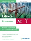 Edexcel A2 Economics Student Unit Guide New Edition Unit 3 Business Economics And Economic Efficiency