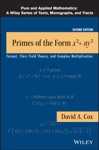 Primes Of The Form X2ny2