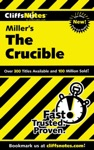 CliffsNotes On Millers The Crucible