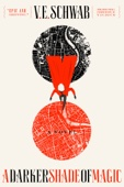 A Darker Shade of Magic - V. E. Schwab Cover Art