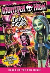 Monster High Freaky Fusion The Junior Novel