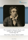 The Complete Poetical Works And Letters Of John Keats Cambridge Ed