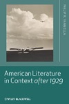 American Literature In Context After 1929