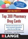 McGraw-Hills 20162017 Top 300 Pharmacy Drug Cards