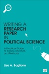 Writing A Research Paper In Political Science