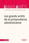 Les Grands Arrts De La Jurisprudence Administrative