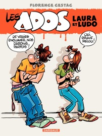 LES ADOS LAURA ET LUDO  - TOME 1 - ADOS LAURA ET LUDO (LES) (1)