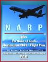 FAA National Aviation Research Plan Portfolio Of Goals Destination 2025 Flight Plan Program National Airspace System NextGen Air Traffic Human Protection Crash Safety Aviation Weather