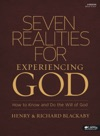 Seven Realities For Experiencing God Member Book