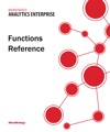 Functions Reference For MicroStrategy 95