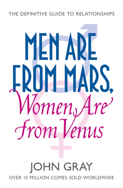 Are Men Mars Women Venus From Pdf Book From Are