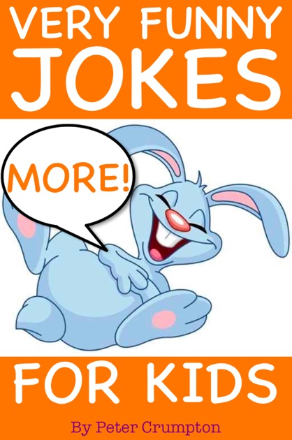 More Very Funny Jokes for Kids by Peter Crumpton on iBooks