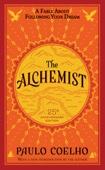 The Alchemist - Paulo Coelho Cover Art